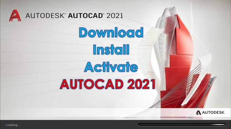 Autodesk Autocad 2021 download and install Autodesk 2021 Products Activation