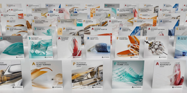 Autodesk 2020 Products Direct Download Free