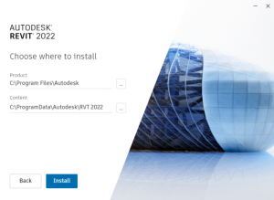 2022 Product keys for Autodesk products