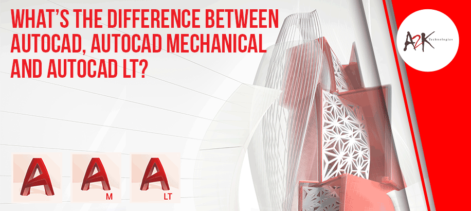 What's the difference between AutoCAD, AutoCAD Mechanical and AutoCAD LT? AutoCAD Mechanical 2022 Free Download