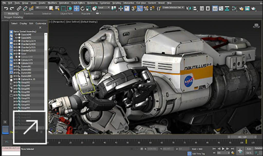 Autodesk 3DS MAX 2022 Features Autodesk 3ds Max 2022 Free Download