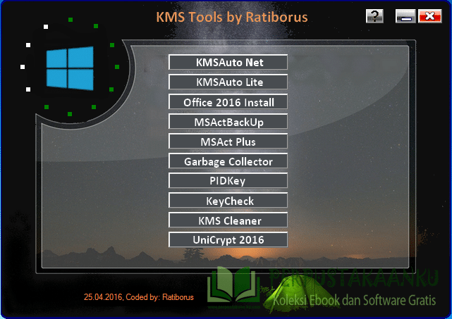 Download KMS Tools 2021 Portable